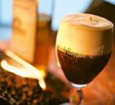 Et glas Irish Coffee