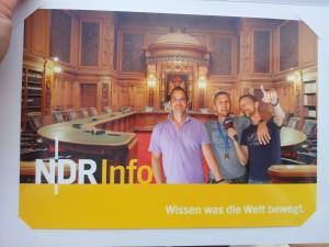 ICK indtager NDR - det tyske svar på DR K. Licenspligtig, desværre.